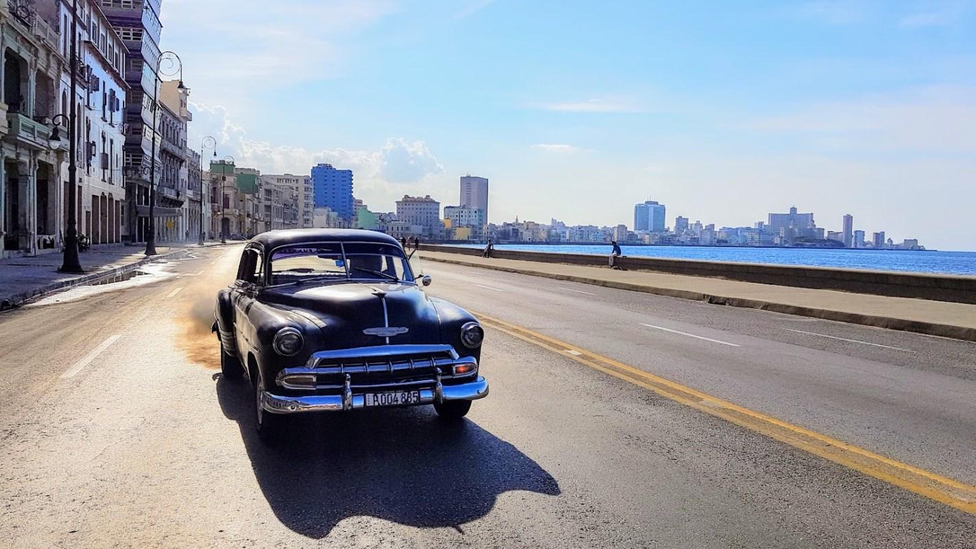 El Malecon by Tropical Cuban Holiday