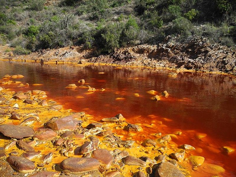 Riotinto Mines, Huelva, Spain (Source: LBM1948)