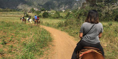 Extension-Horseback riding 1
